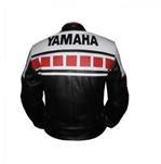 Yamaha Racing Motorbike Leather Jacket