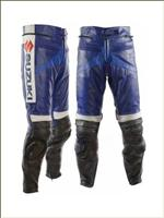 Suzuki Motorcycle Biker Leather Pant