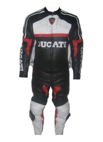 ducati motorcycle racing leather suit